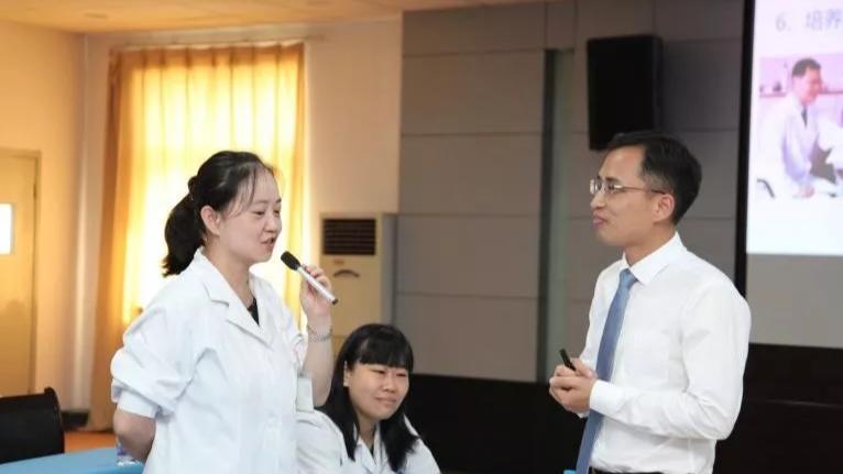 上海市古美社区医院《职业道德与优质服务礼仪》培训圆满结束