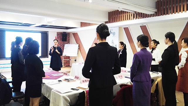 刘小姐商务礼仪培训案例