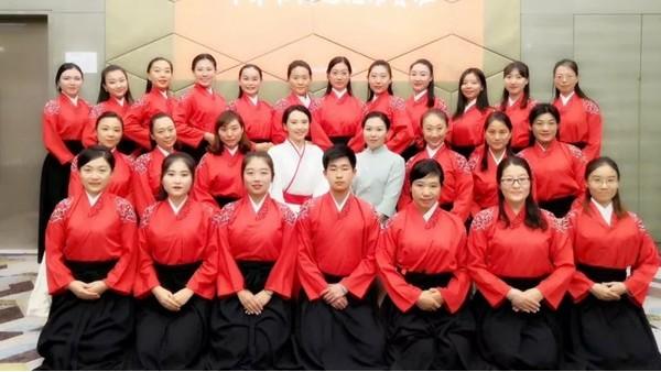 注册高级国学少儿礼仪培训师认证班